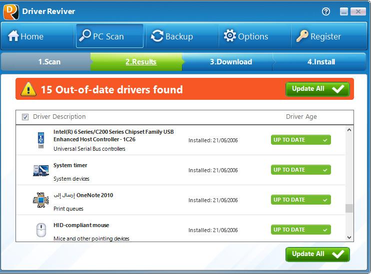 Driver Reviver Download