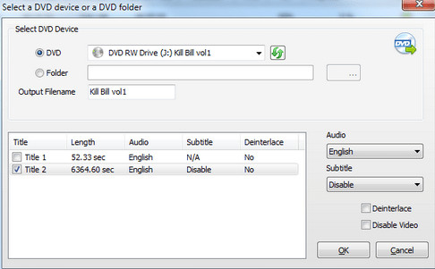 برنامج تحويل صيغ الفيديو Video To Video Converter