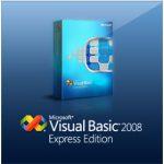 تحميل برنامج فيجوال بيسك 2008 visual basic كامل عربي مضغوط