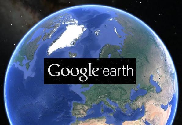 تحميل برنامج جوجل ايرث باللغة العربية