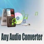 تحميل برنامج تحويل صيغ الصوت Any Audio Converter-