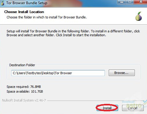 تحميل برنامج تور براوزر download tor browser 2012 free