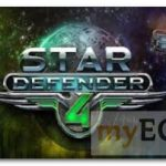 تحميل لعبة حرب الفضاء-start defender 4