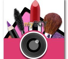 تحميل تطبيق youcam makeup apk تعديل مكياج الصور للاندرويد
