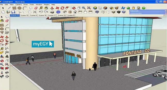 تحميل برنامج تصميم 3d ثلاثي الابعاد للمبتدئين عربي مجانا