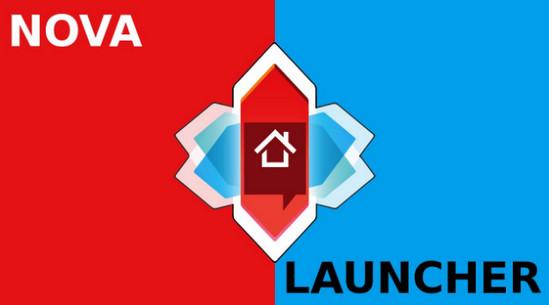 تنزيل Nova Launcher برابط مباشر ماي ايجي