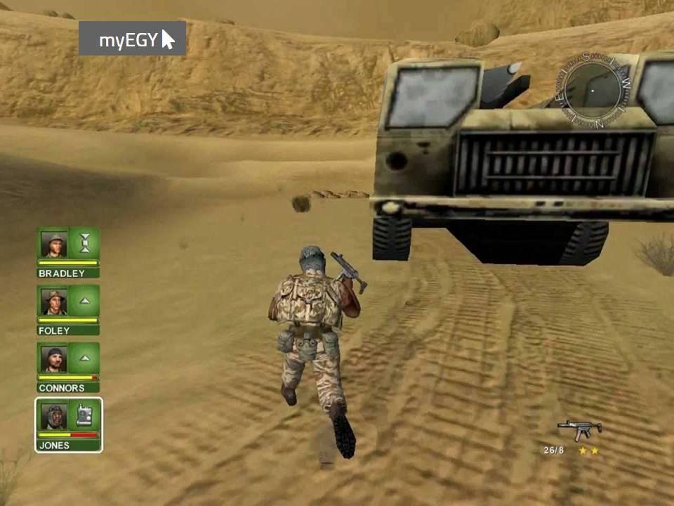 تنزيل لعبة حرب العراق