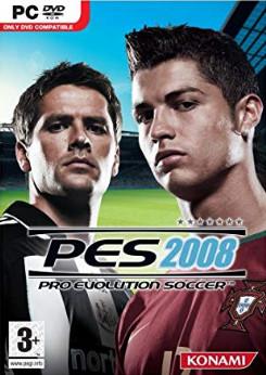 تحميل لعبة بيس 2008 بحجم 134 – ديمو