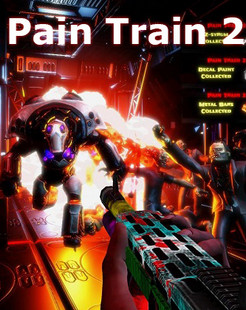 شرح لعبة pain train 2 برابط مباشر ماي ايجي