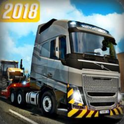 تحميل لعبة محاكاة شاحنات اوروبا 2018