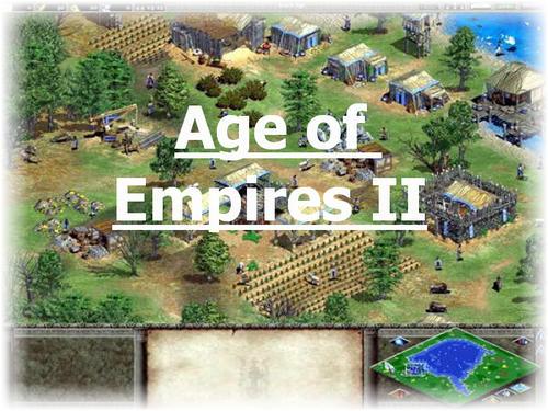 تنزيل Age of Empires II برابط مباشر ماي ايجي – ديمو