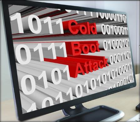 الإقلاع البارد يهدد أجهزة الكمبيوتر تهديدات أمنية شديدة